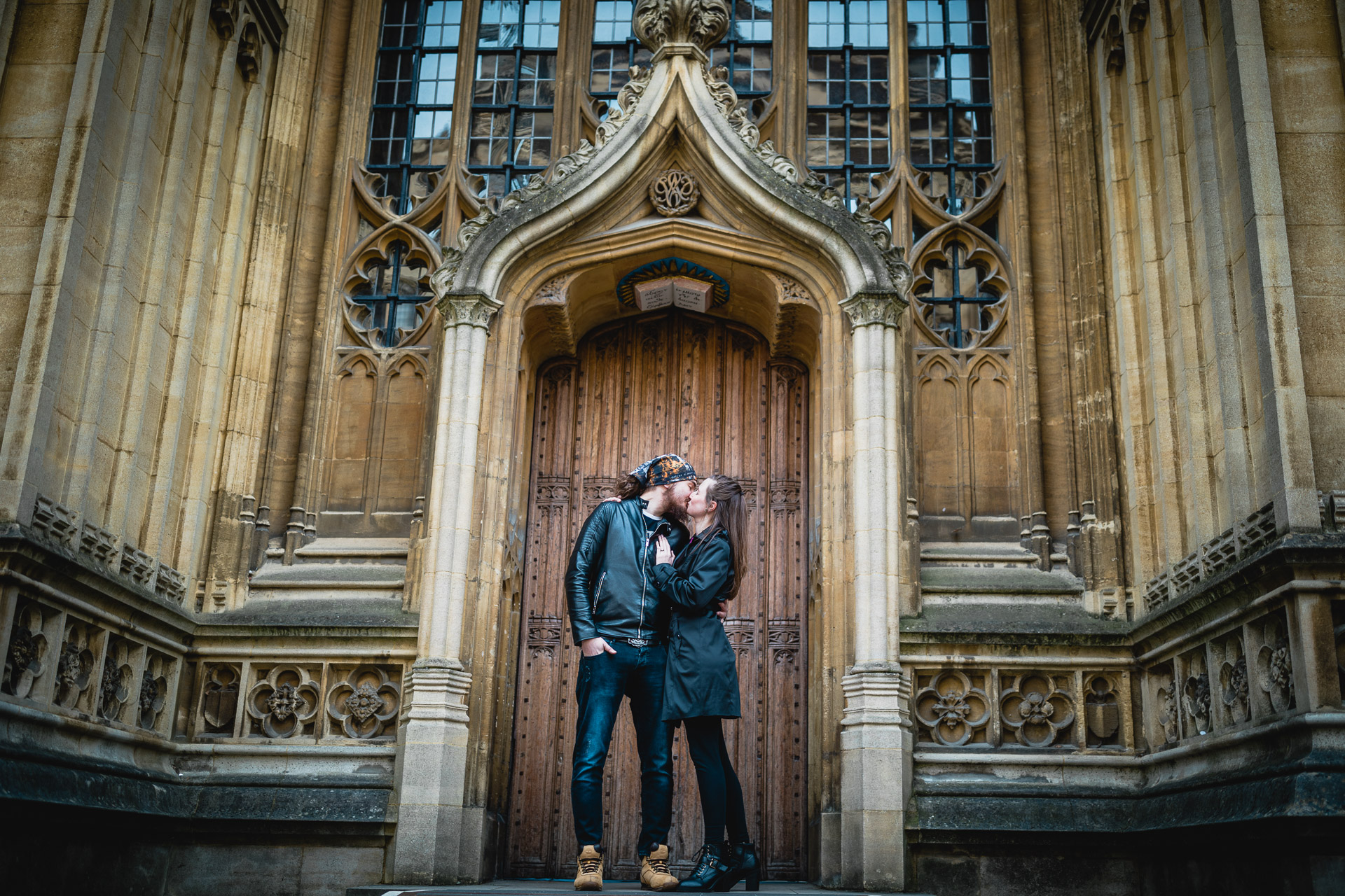 Pre-Wedding shoot in Oxford