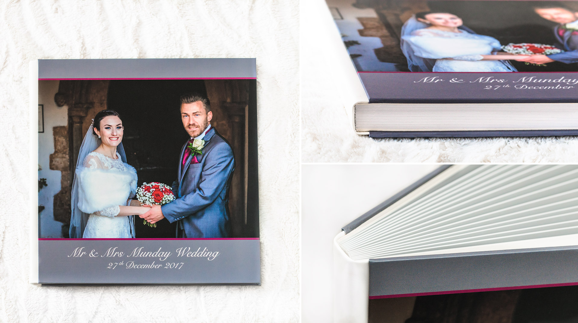 Album Wedding Photography Packages