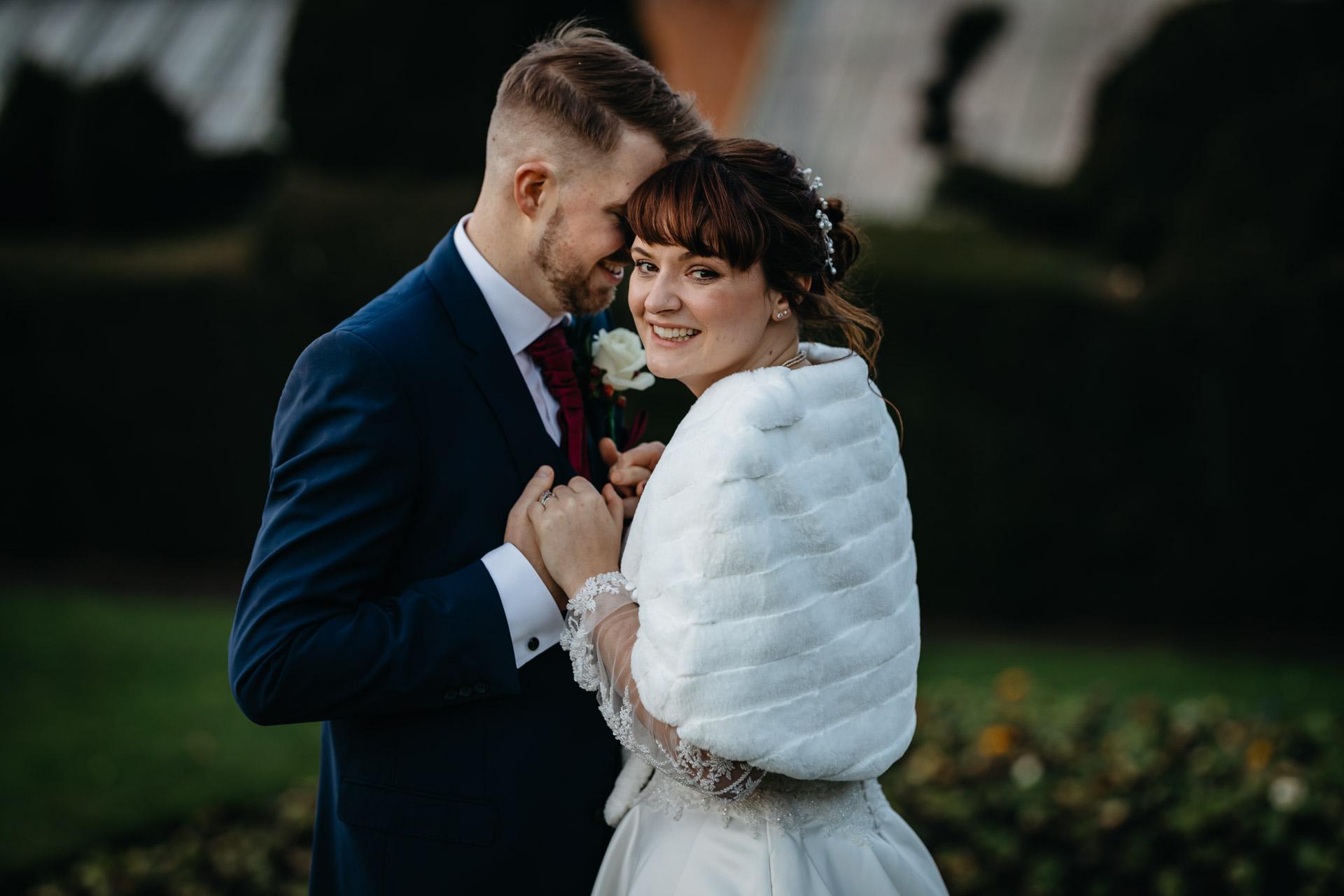 Wedding Reception in Delapre Abbey