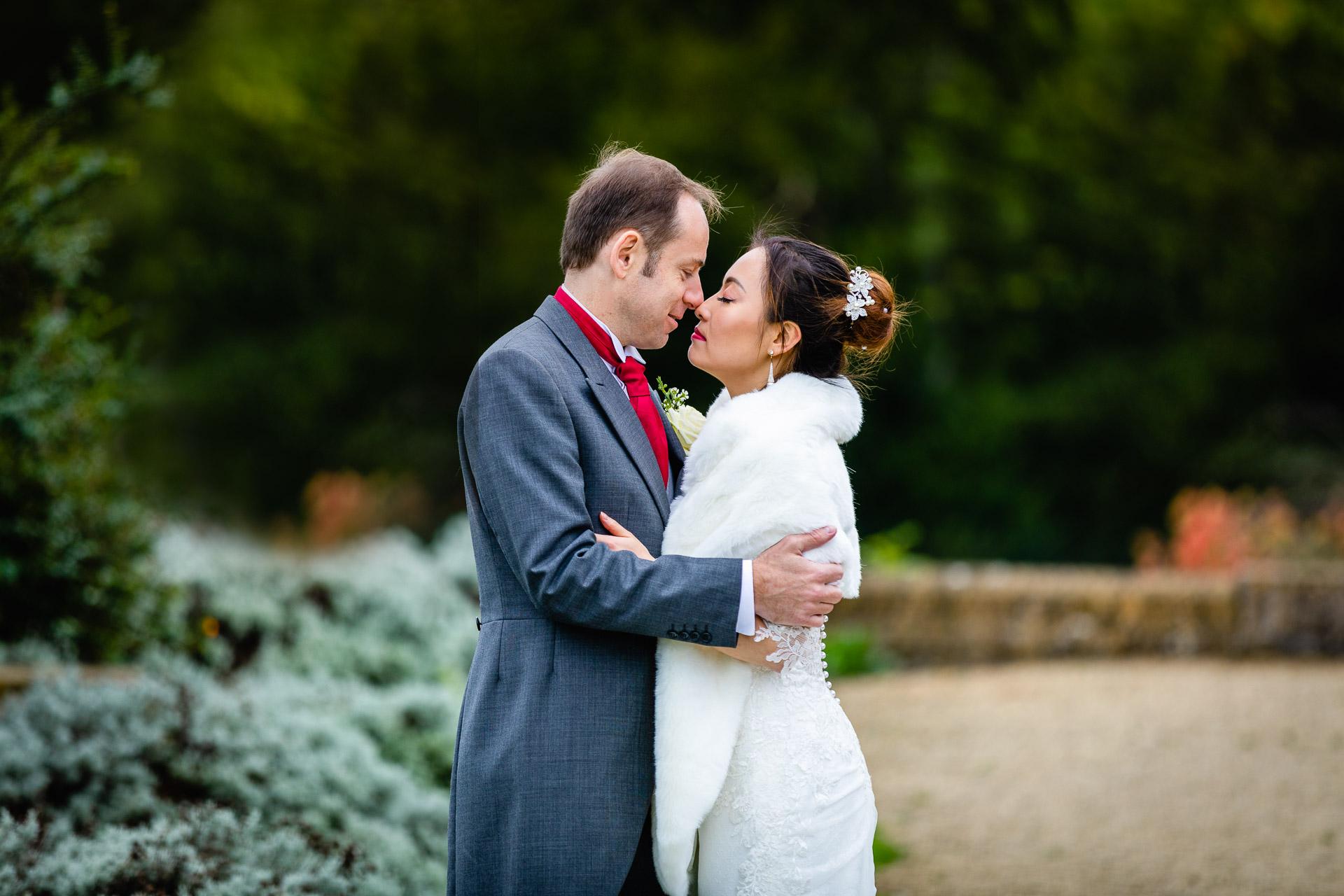 Wedding Reception in Eynsham Hall, Witney