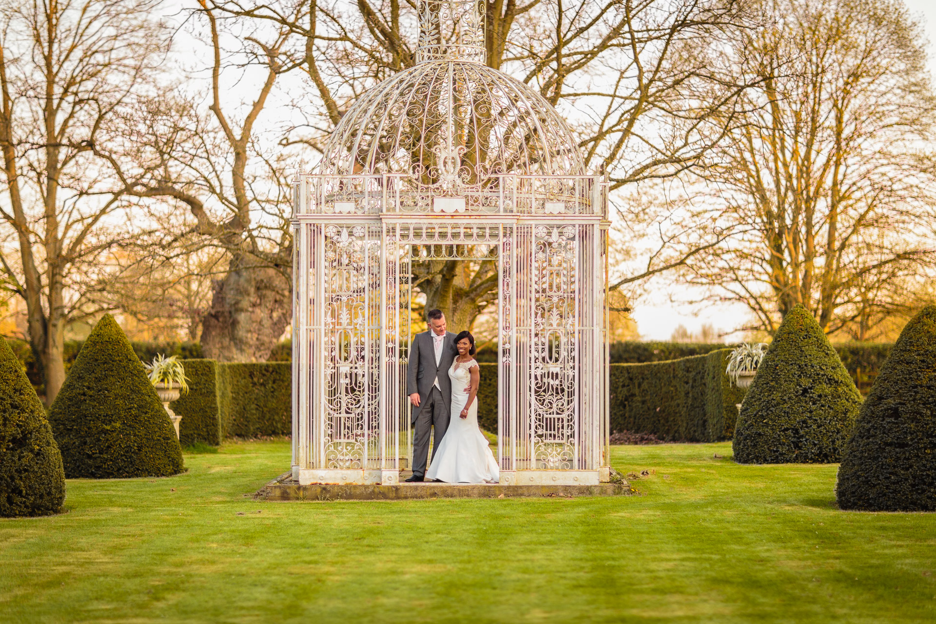 Wedding in Chenies Manor, Rickmansworth