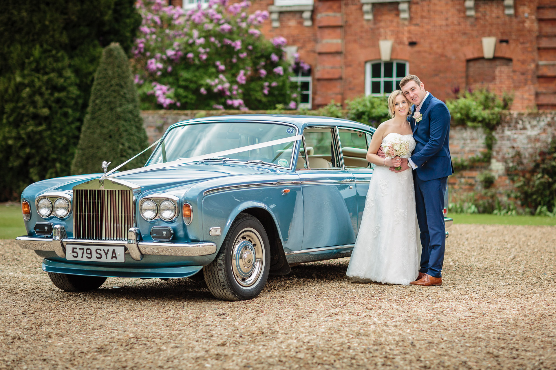 Wedding in Chicheley Hall, Newport Pagnell