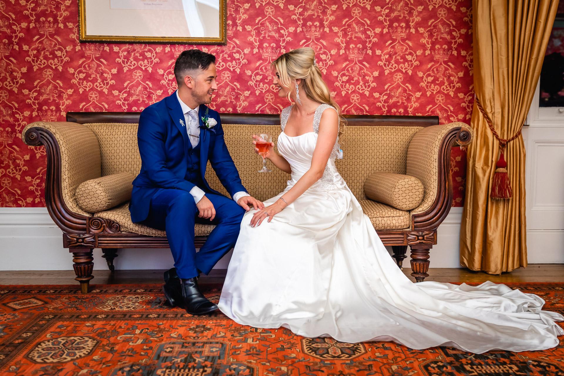 Wedding Reception in Fennes, Braintree