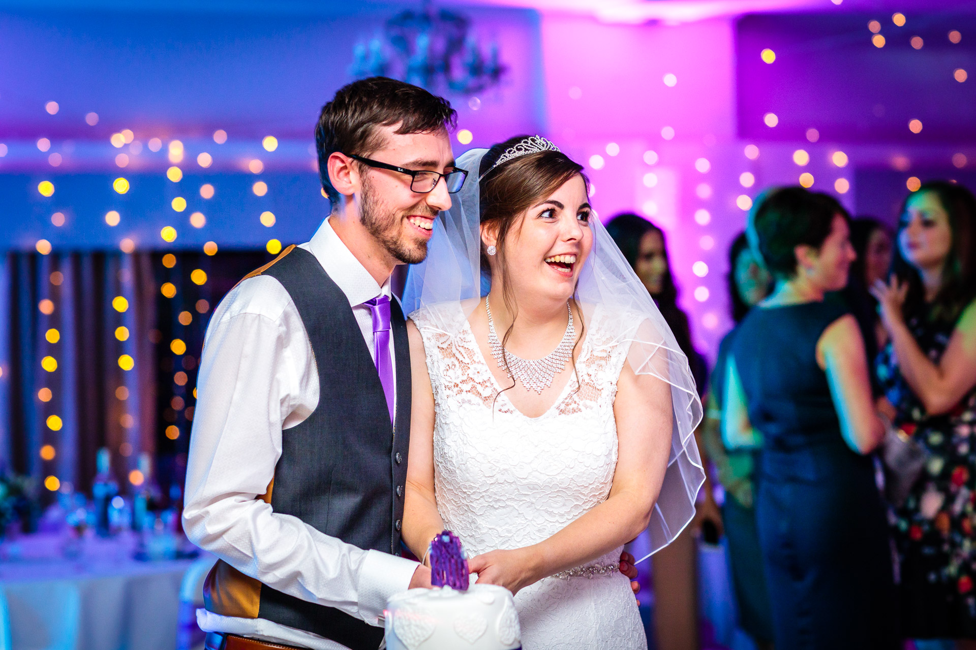 Wedding in Hawkwell House Hotel, Oxford