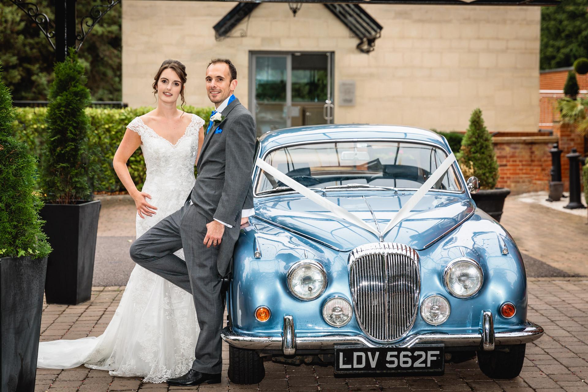 Wedding in Macdonald Berystede Hotel, Ascot