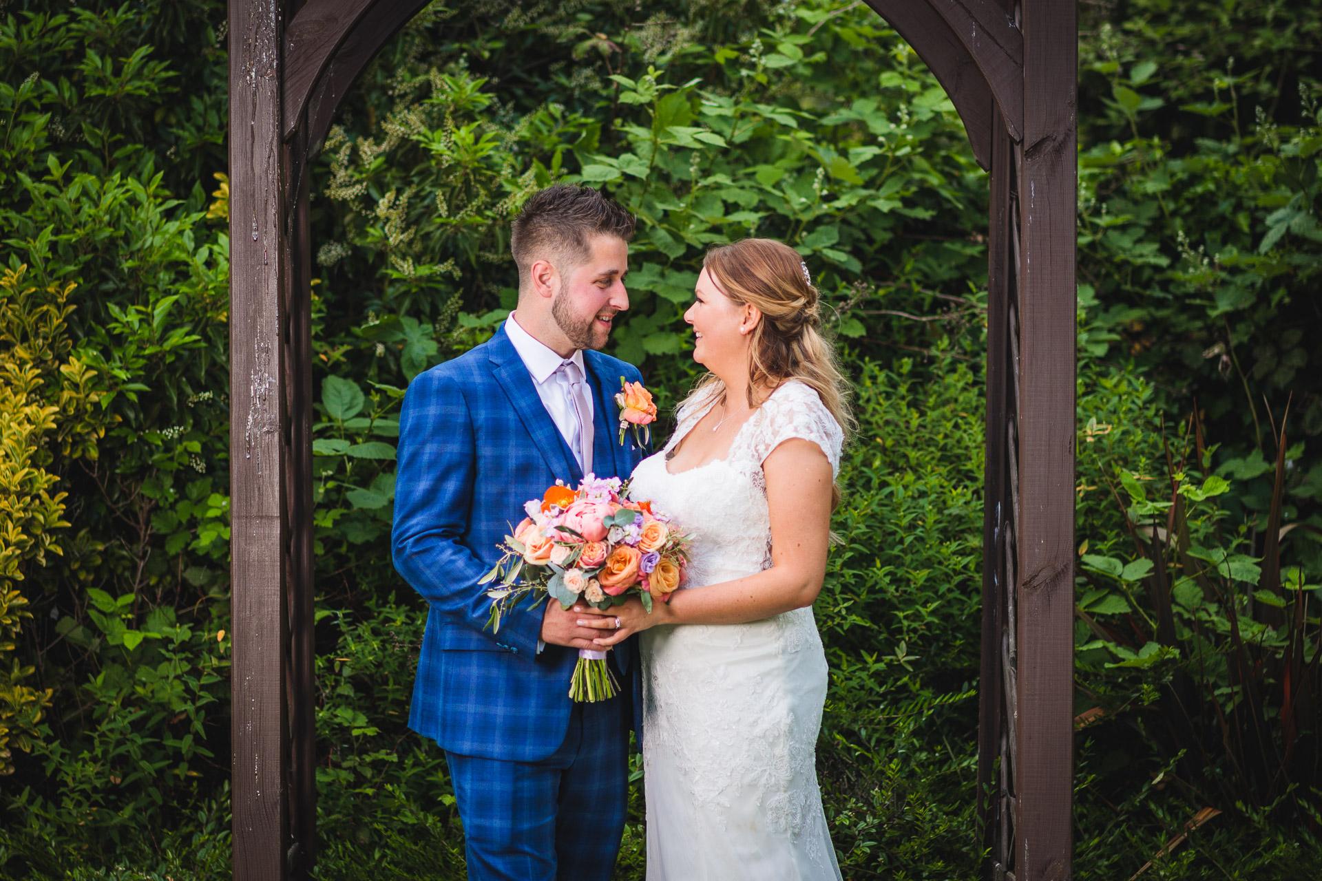 Wedding in The Mandolay Hotel, Guildford